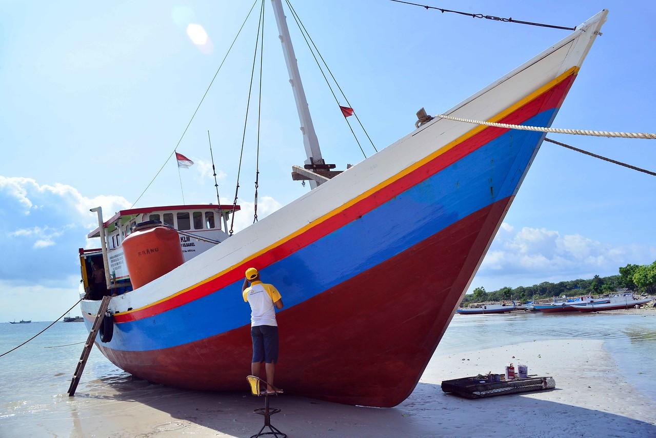 Tanjung Bira port