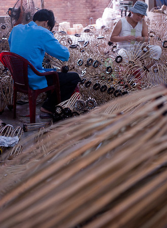 Inflight Photostory Hoi An Vietnam - Lantern Co-Op