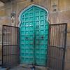 Closed door at Jaisalmer Fort, Jaisalmer, Rajasthan, India