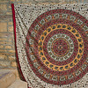 Close-up of carpet, Jaisalmer Fort, Jaisalmer, Rajasthan, India