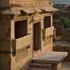 Building in Kuldhara - an abandoned village in Jaisalmer, Jaisalmer District, India