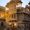 Mandir Palace Heritage Hotel, Jaisalmer, Rajasthan, India