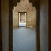 Entrance to a fort, Amber Fort, Jaipur, Rajasthan, India