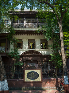 Mani Bhavan - Mahatma Gandhi's Residence in Mumbai 1917-1934, Gandhi's Museum & Library, Mumbai, Maharashtra, India