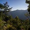 Scenic view of mountain range, Sikkim, India
