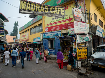People on street, Rishikesh, Dehradun District, Uttarakhand, India