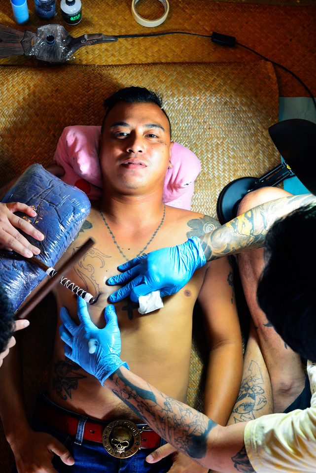 Sarawak Tattoo