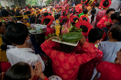 Hue, Vietnam, Imperial Citadel, Buddhist Festival