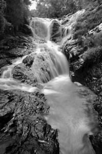 Da Lat City, Vietnam, Dalanta Waterfalls