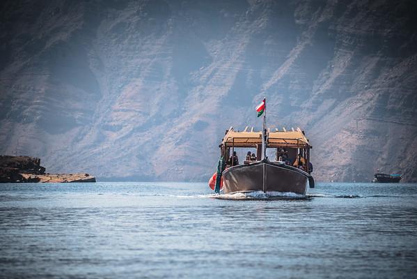 Khasab, Musandam, Oman