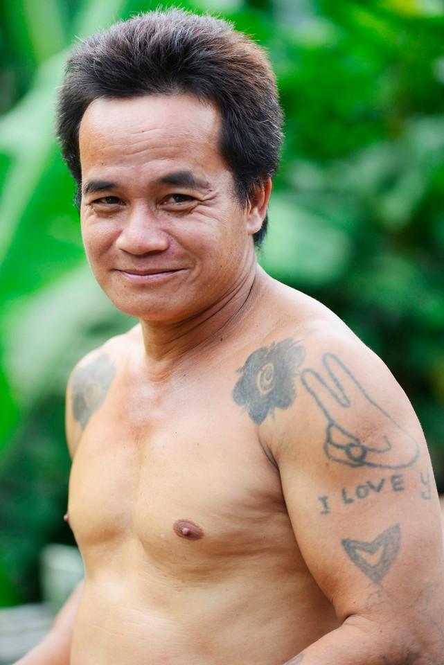 Iban tattoos