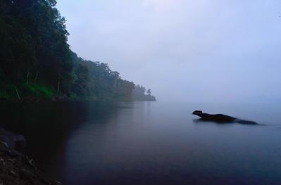 Gunung Tujuh Lake