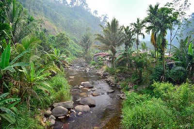 Kerinci valleys