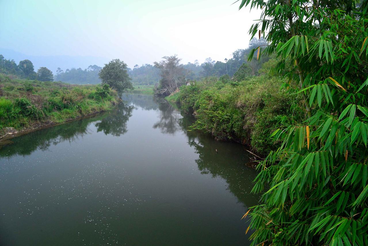 Kerinci valleys