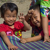 Children playing, Chiang Rai, Thailand