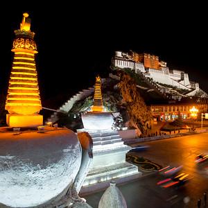 Tibet 2012
