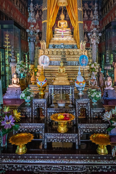 Buddhist Temple, Grand Palace Complex, Bangkok
