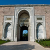 Imperial Gate, Entrance to Topkapi Palace circa 1459-65
