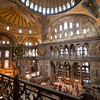 Hagia Sophia - View from Upper Galleries
