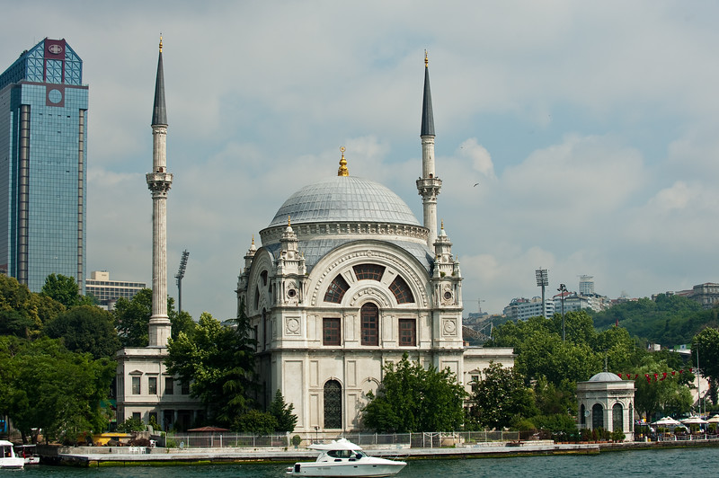 Dolmabahce Palace Mosque