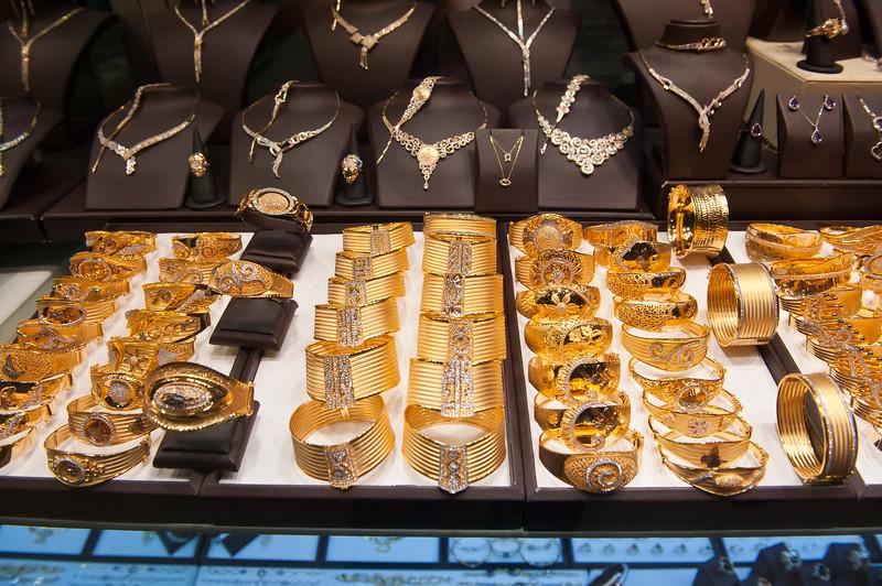 Gold in the Grand Bazaar