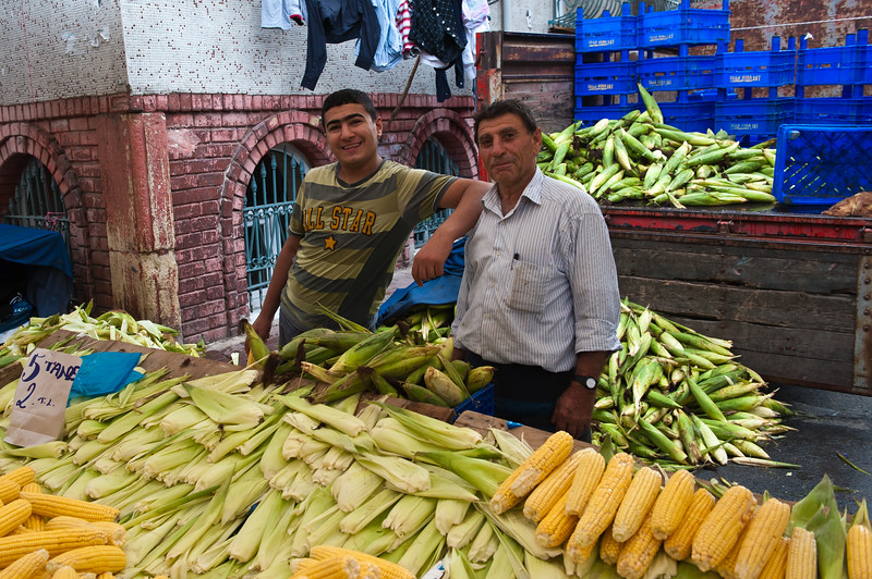 Lots of good Corn! - Balat Market