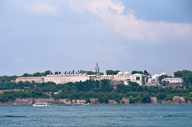 Topkapi Palace,  and Harem