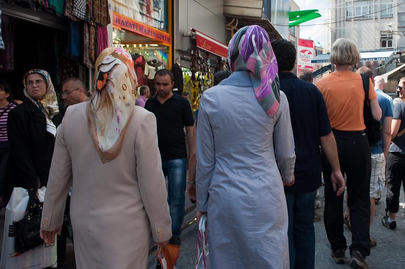 Mahmut Pasa Yokusu - Between Grand Bazaar & Spice Market