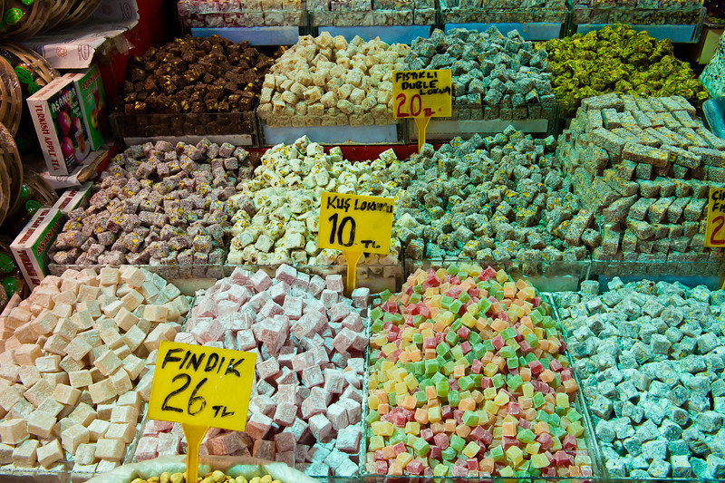 Turkish Delight - Spice Bazaar