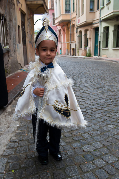 Traditional Clothes Worn Before Circumcision