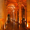Basilica Cistern - Water for Istanbul in Roman Times