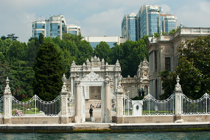 Side Gate, Dolmabahce Palace