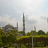 Blue Mosque - Six Minarets