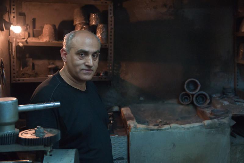 Ayhan Usta - Turkish Goldsmith