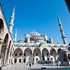 Blue Mosque - Circa 1616 by Sultan Ahmet