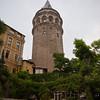 Galata Tower - Circa 1300's