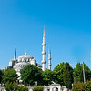 Blue Mosque and Six Minarets
