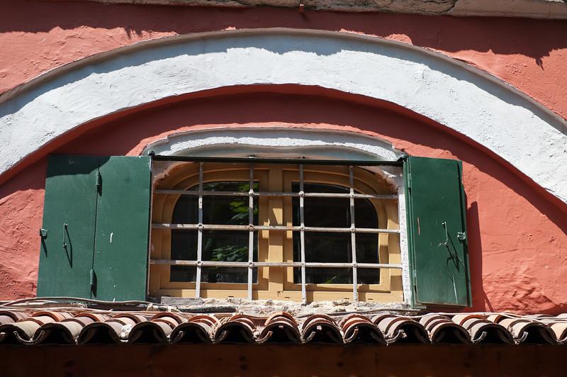 Courtyard Window