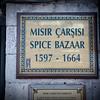 Spice Bazar - Circa 1567