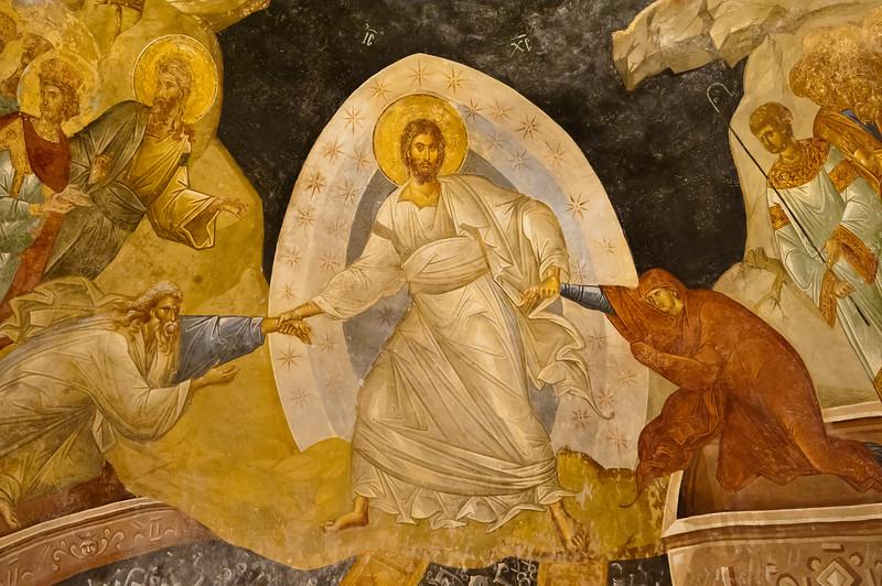 Chora Church Mosiac - Circa 1300's