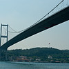 Bosphorus Bridge - Circa 1973