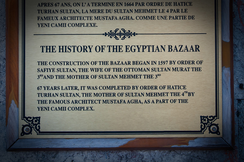 Started by Safiye Sultan - Wife of Ottoman Sultan Murat 3rd