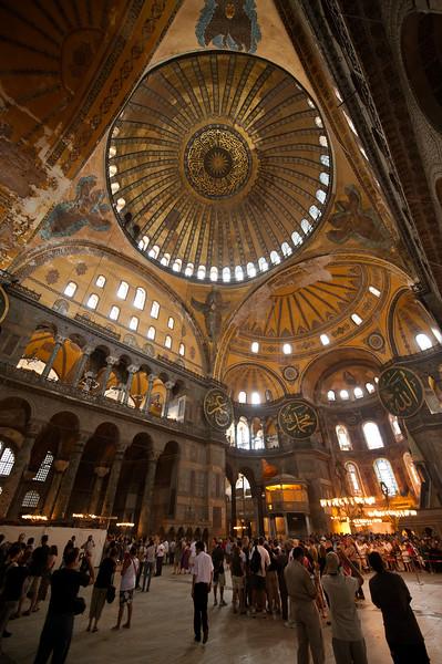 Hagia Sophia Museum - Circa 537 - The Great Church of Constantinople