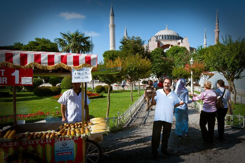 A Friendly Turkish Fellow