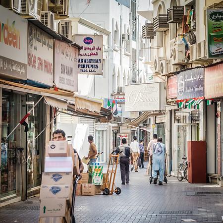 Dubai, Deira