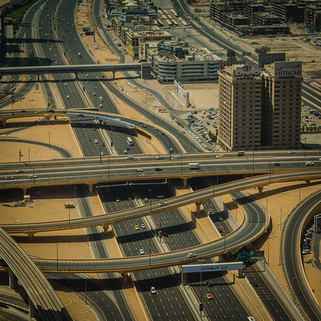 Sjeik Zayed Road