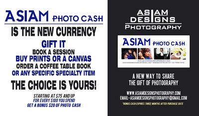 ASIAM Photo Cash