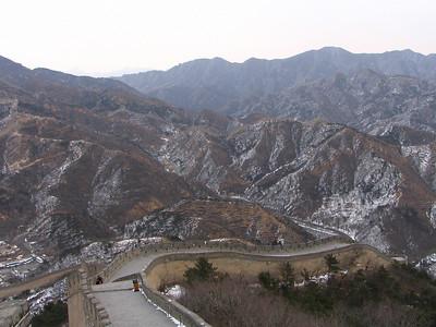 Grande Muraille fin février 2005 020 C6Mouton