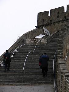 Grande Muraille fin février 2005 016 C6Mouton