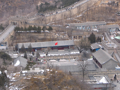 Grande Muraille fin février 2005 007 C6Mouton